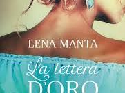 [RECENSIONE] La lettera d'oro di Lena Manta