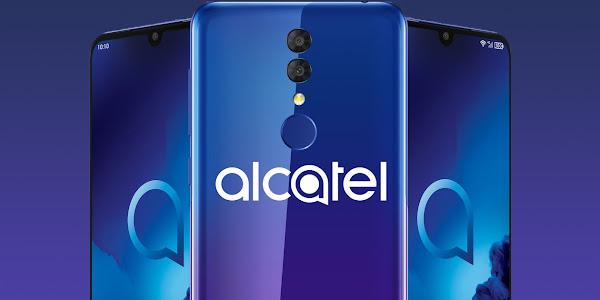 Alcatel 3, Alcatel 3L and Alcatel 1S smartphones announced alongside Alcatel 3T 10 tablet