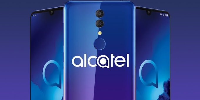 Alcatel 3, Alcatel 3L and Alcatel 1S smartphones announced alongside Alcatel 3T 10 tablet