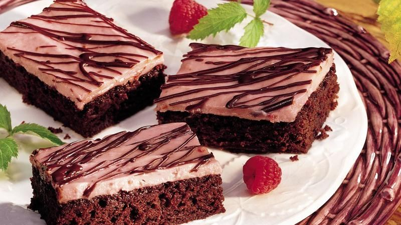 How to Make Raspberry Brownies