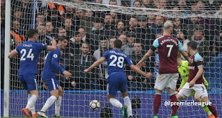 Chelsea vs West Ham United 1-1 Video Gol Highlights