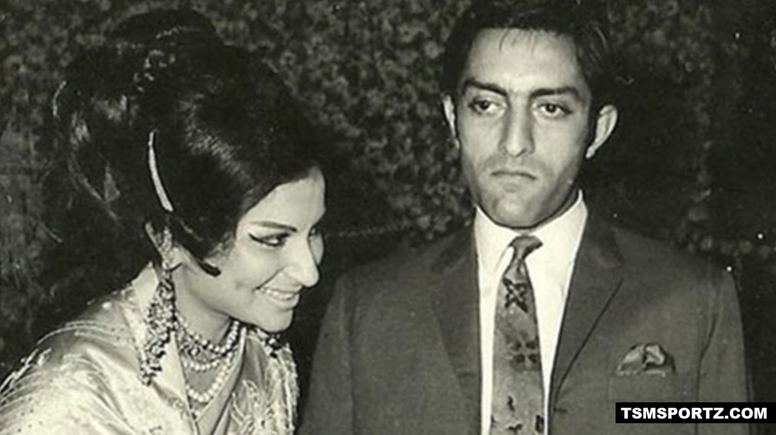 Mansoor Ali Khan & Sharmila Tagore married in 1961