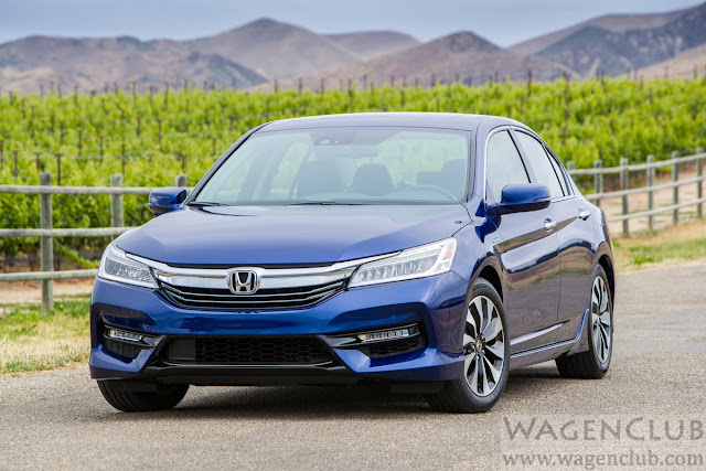 Honda Accord Hybrid India Launch
