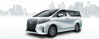 Spesifikasi dan Harga Toyota Vellfire 2018