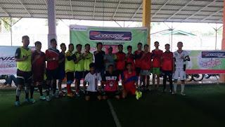 Ketupat Futsal Community Cup – Halal Bihalal Komunitas Honda