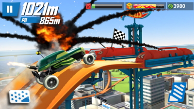 Download Game Hot Wheels Race Off MOD APK