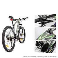 27.5 Inch Ravage 5.0 Thrill Mountain Bike