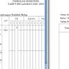 Prota dan Promes k13 sd kelas 3 revisi Terbaru Lengkap