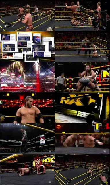 WWE NXT 27th Jan. 2016 Download 720p WEBRip WD