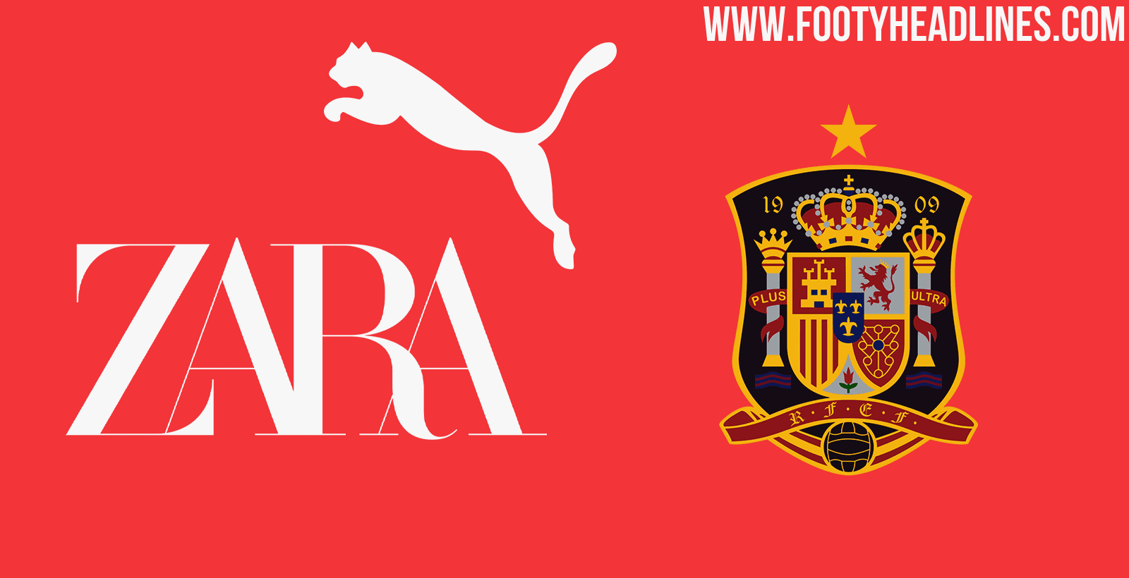 Spain Contacted Zara & Puma To Replace Adidas As Kit Maker