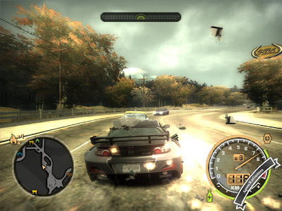 Need for Speed Most Wanted 2005 Highly Compressed (360 Mb