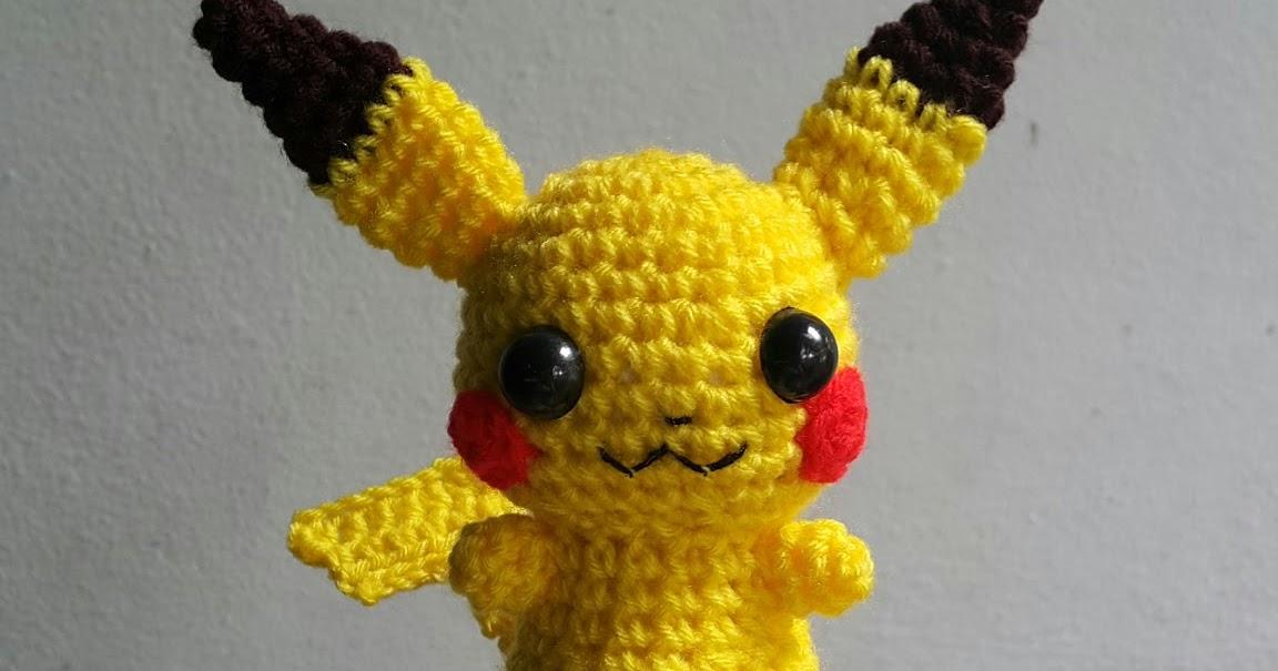 Amigurumipianosound Crochet Blog Free Pikachu Crochet Tutorial And