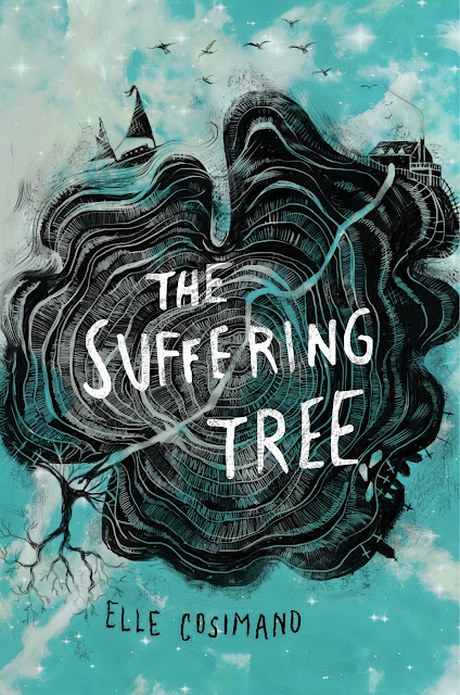 Beautiful 2017 Book Cover Designs The suffering tree by Elle Cosimand Illustration design