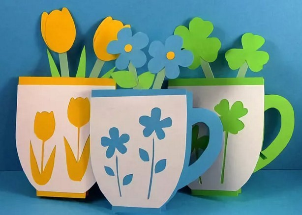 Paper crafts for kids simple paper dıy for kids crafts paper ideas
