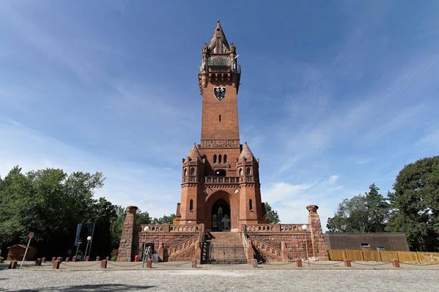 Grunewaldturm em Berlim