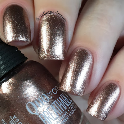 orly fairy godmother swatch