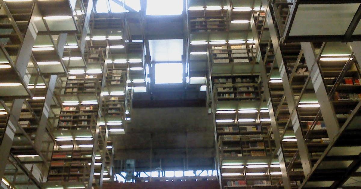 Ciudad De M Xico Una Visi N Parareal Biblioteca Vasconcelos