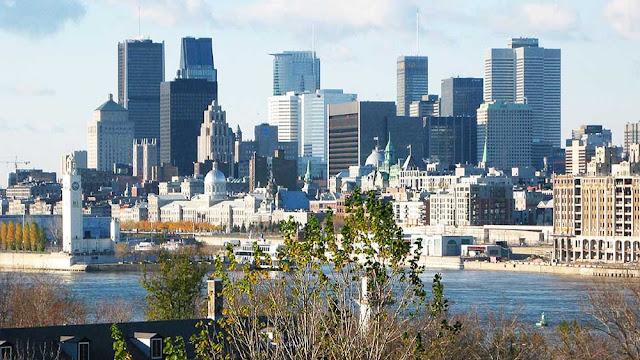 Cidade de Montreal – Canadá