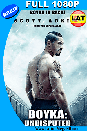 Gran Pelea 4 (2016) Latino Full HD 1080P (2016)