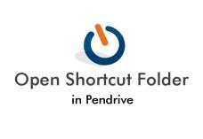 Pendrive Me Shortcut Folder Ko Kese Open Kare
