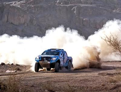 Η Nissan στο Hail International Rally 2018 της Σαουδικής Αραβίας