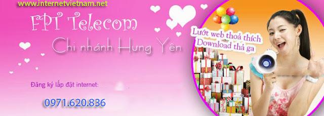 Đăng Ký Lắp Đặt Wifi FPT Huyện Văn Lâm