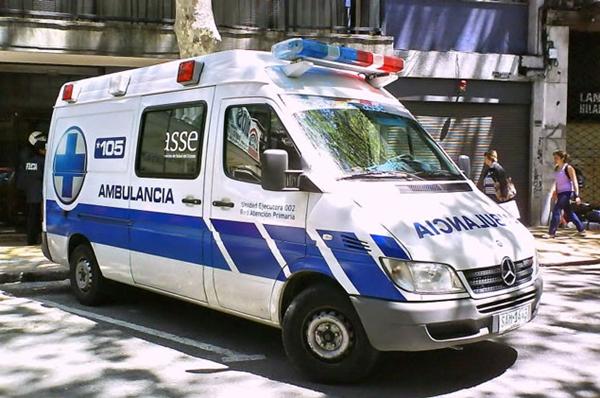 ambulancia asse