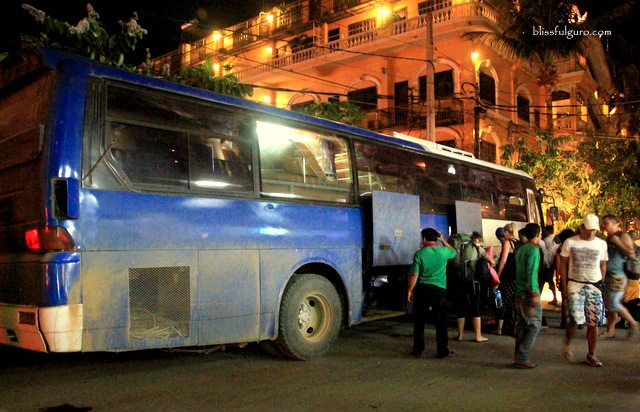 Siem Reap to Ho Chi Minh Sleeper Bus Blog