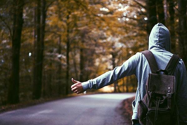 Malaysia Hitchhiking