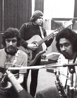 Quincy Conserve recording at HMV
