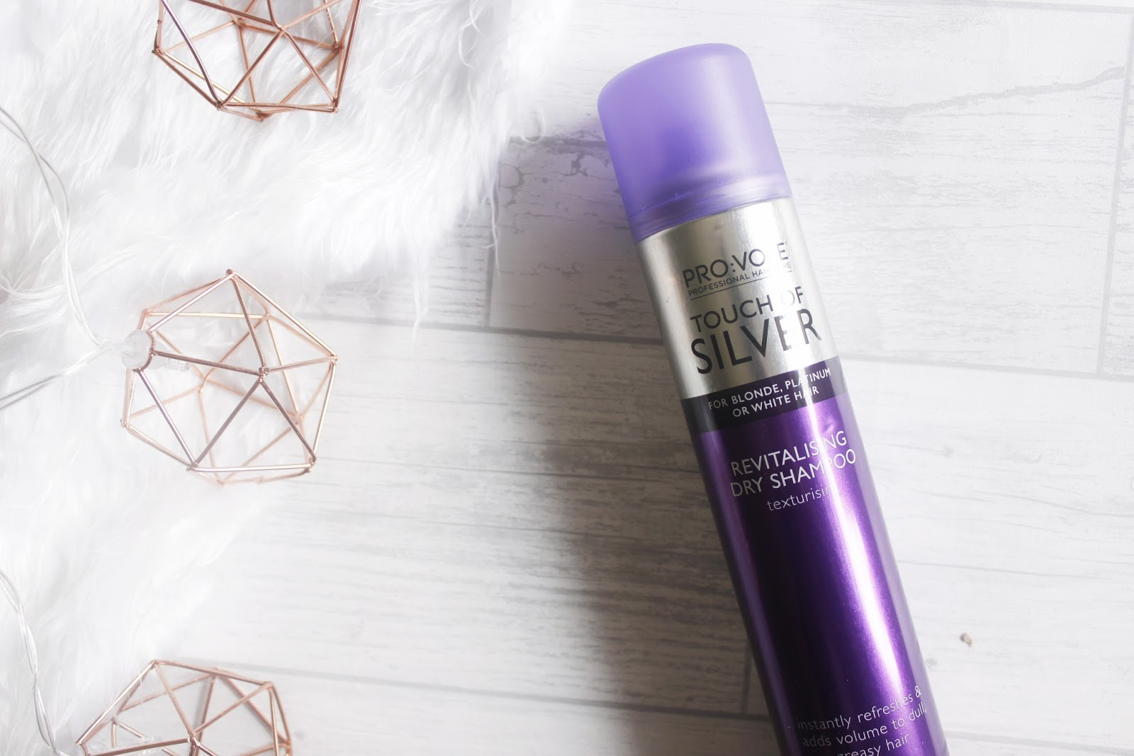 See The Stars - Pro:Voke Touch Of Silver Dry Shampoo