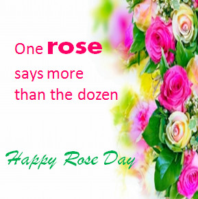 Rose Day Whatsapp DP Images for Impressing girlfriends