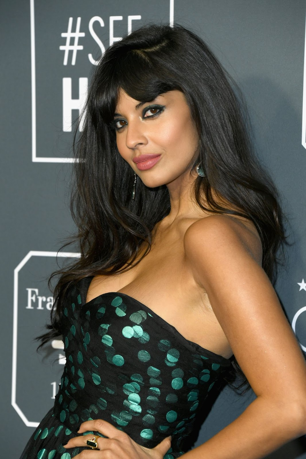 Jameela Jamil – 2019 Critics' Choice Awards