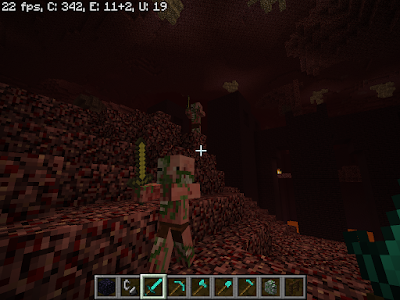 Cara Membuat Nether Portal Di Minecraft PC dan PE