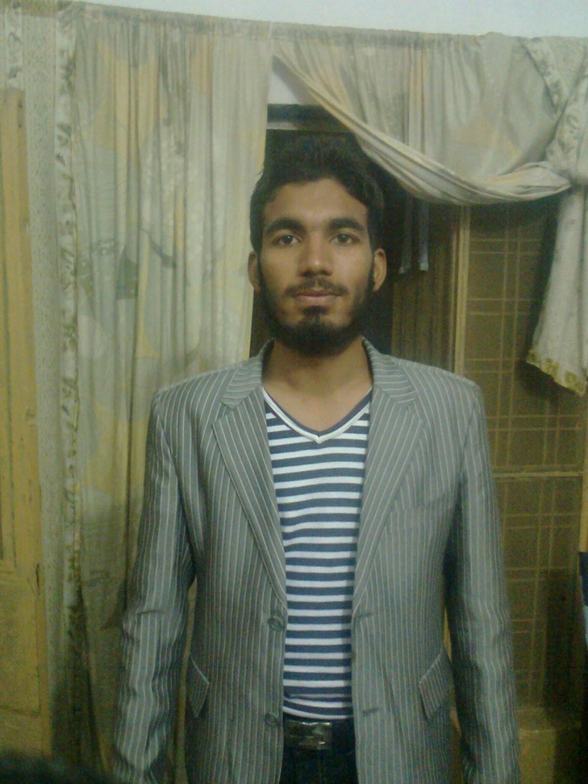 Pakistani Handsome Boys | Brown Black Uniqx Template