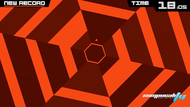 Super Hexagon PC Full Ingles