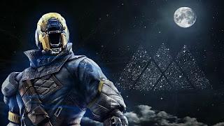 Destiny PS4 Wallpaper