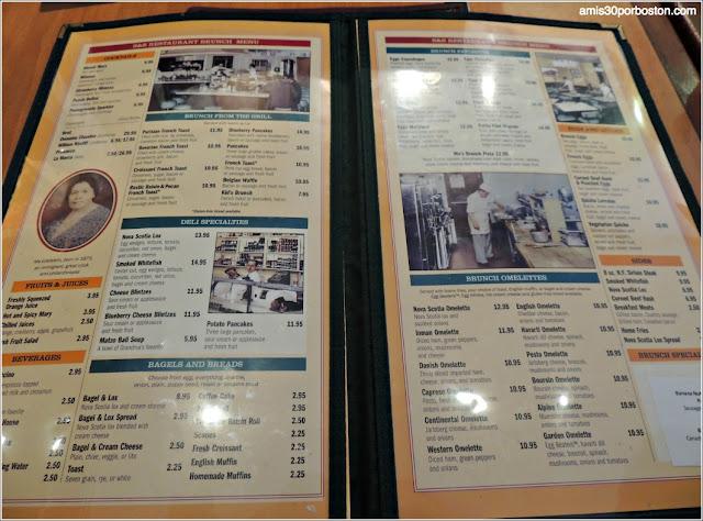 Mi Primera Ruta de Brunch: S&S Restaurant