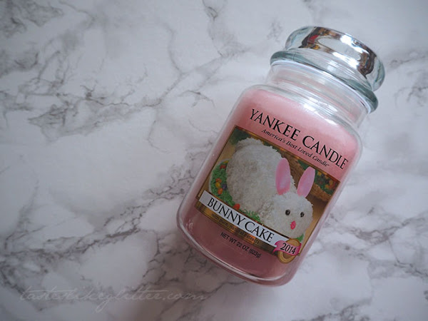 Yankee Candle - Bunny Cake.