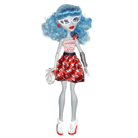 MH Dot Dead Gorgeous Ghoulia Yelps Doll