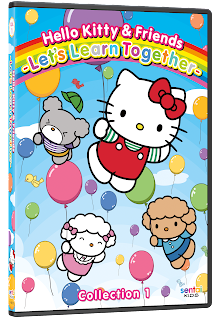 Hello Kitty Let's Learn Together Collection 1