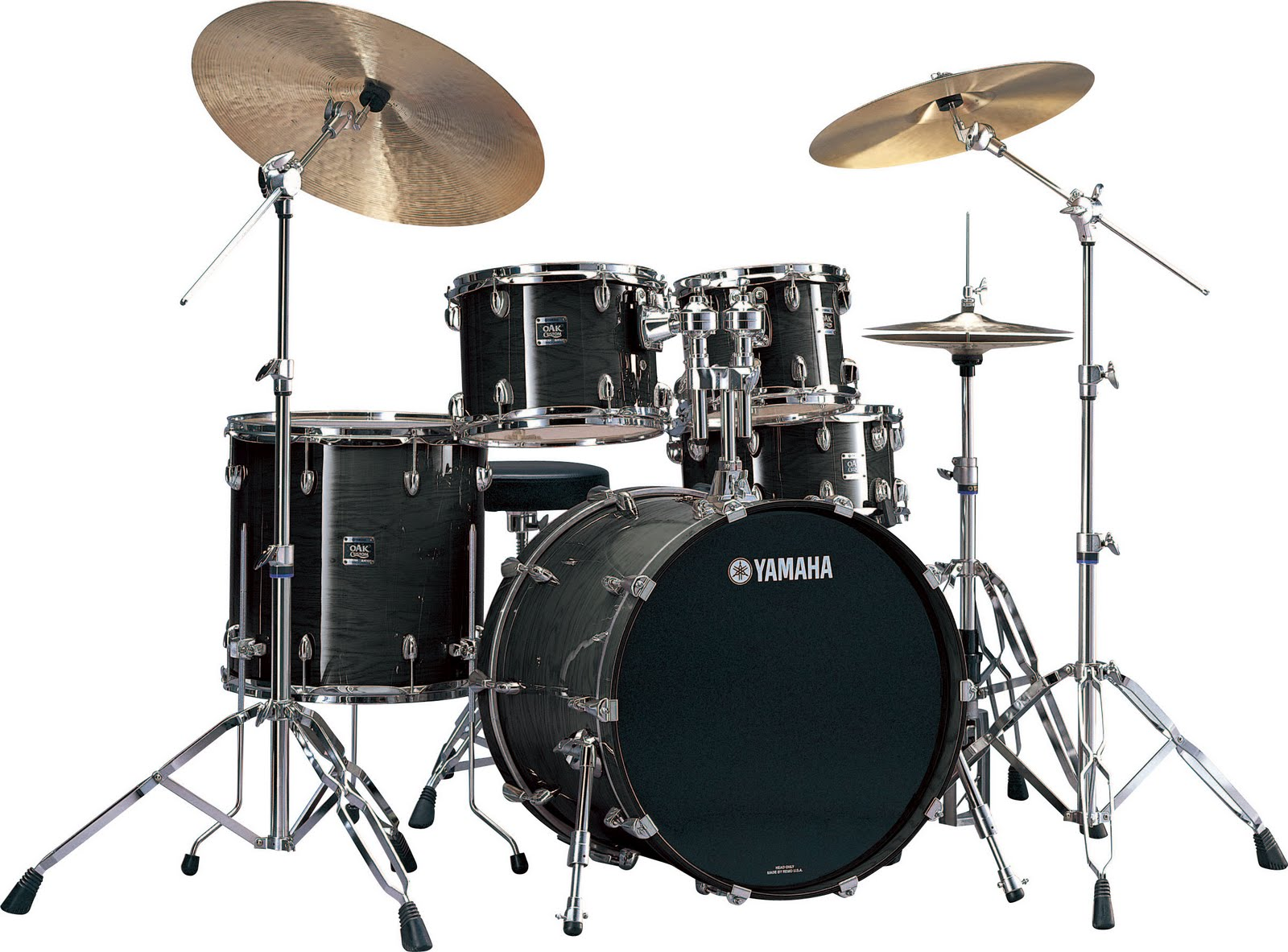 yamaha oak custom series drum set find your drum set drum kits gear percussion. Black Bedroom Furniture Sets. Home Design Ideas