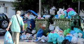 Θέλουν να κατεβάσουν τον Στρατό στον δρόμο για το μάζεμα των σκουπιδιών;