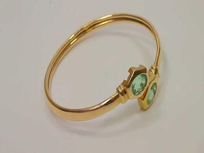 Gambar Perhiasan Gelang Gold 05