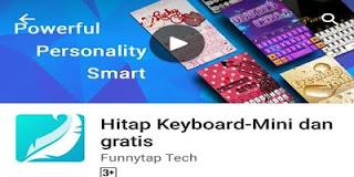 5 Aplikasi Keyboard Android Terbaik + Ringan