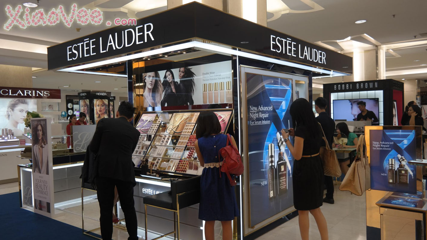 Desain Mini Bar Xiao Vee: Indonesian Beauty Blogger: Event: Estee Lauder