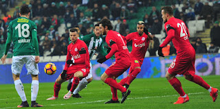 Antalyaspor - Bursaspor Canli Maç İzle 31 Mart 2018