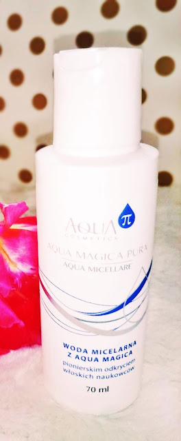 Woda Miceralna Aqua Magica