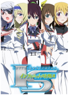 Infinite Stratos Season 1 Sub Indo Batch Eps 1-12