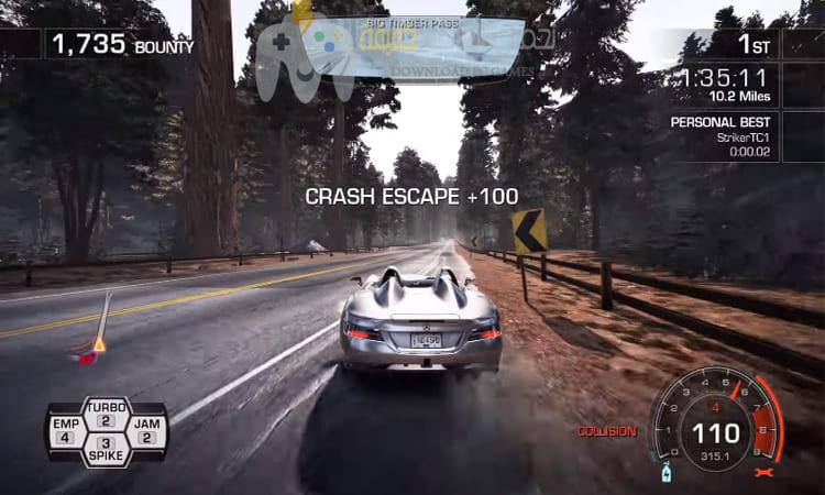 تحميل لعبة Hot Pursuit من ميديا فاير